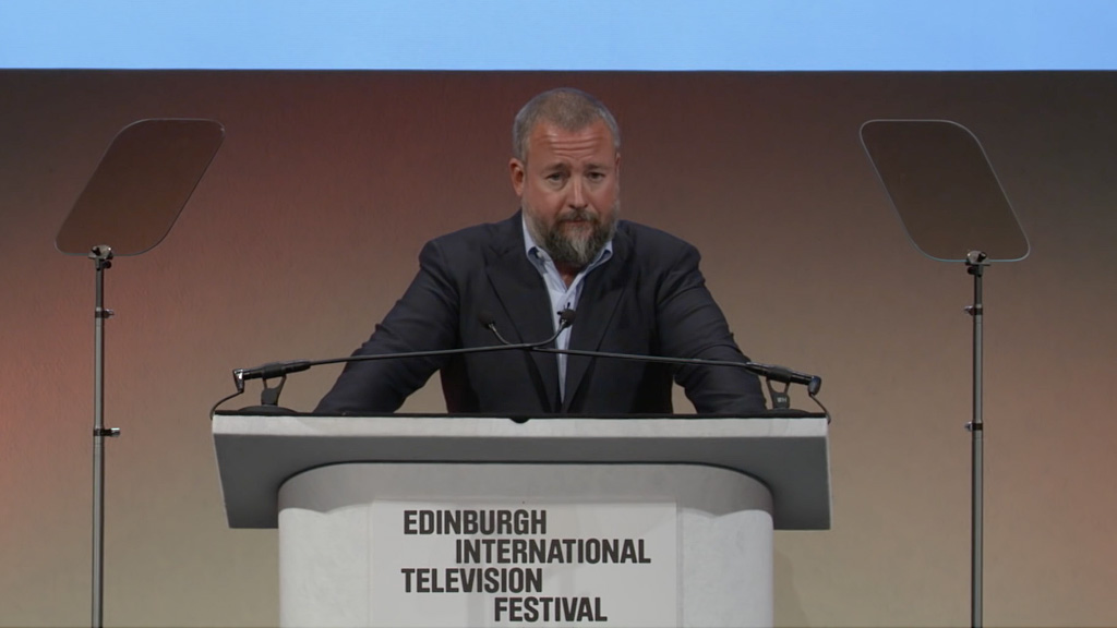 Shane Smith, editor de Vice Media